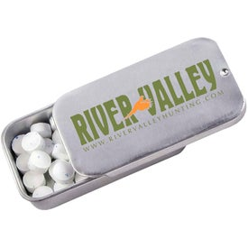 Slider Mint Tin with Micromints (2.125