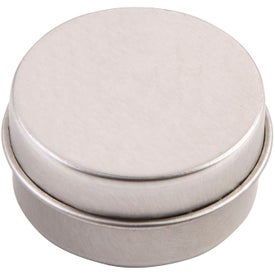 Small Round Mint Tin
