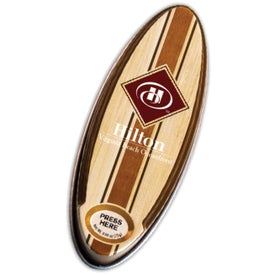 Wave Surfboard Mint Tin
