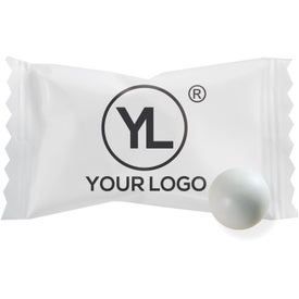 White Chocolate Pastel Mints
