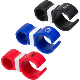 Cycler Phone and Bottle Gripper