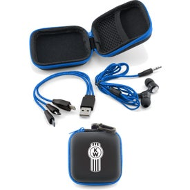 Earbuds Charging Cable Gift Set