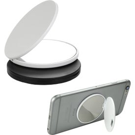 iShine Mirrored Compact Phone Stand