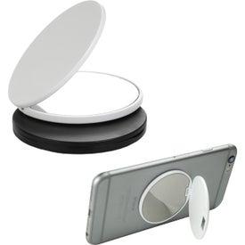 iShine Mirrored Compact Phone Stand