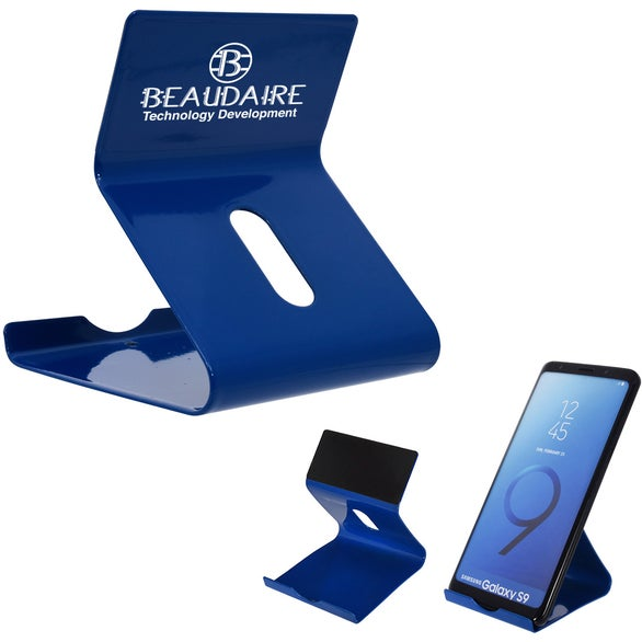 Royal Blue Lounger Phone Stand
