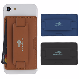 Luxury RFID Phone Wallet and Stand