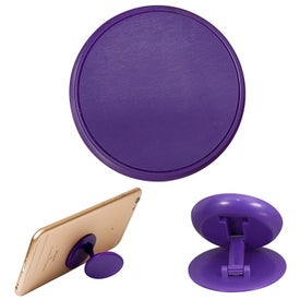 Pull-Topper Phone Socket and Stand