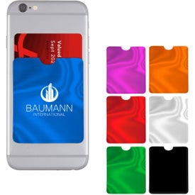 RFID Data Blocking Phone Card Sleeves