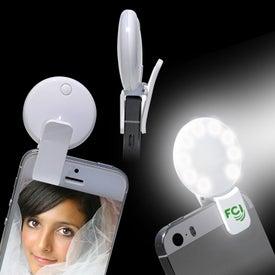 Round Selfie Fill Light