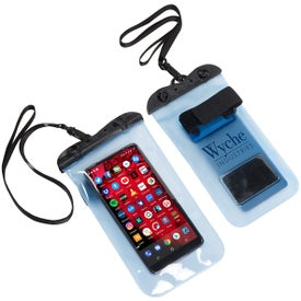 Touch-Through Waterproof Phone Pouches