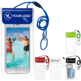 Truckee Waterproof Cell Phone Case