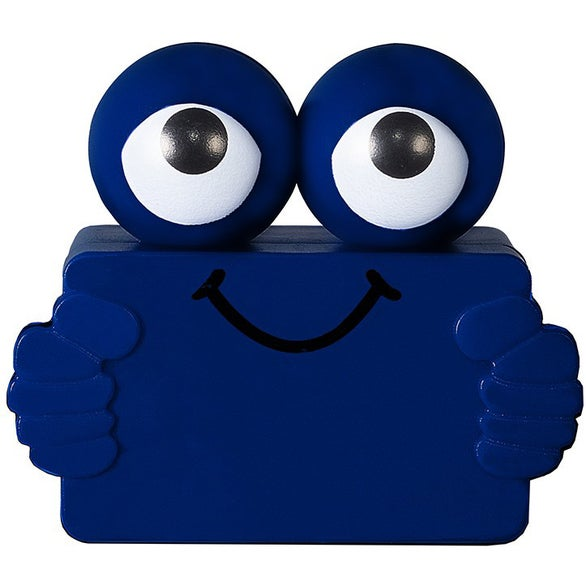 Blue Webcam Security Cover Smiley Guy