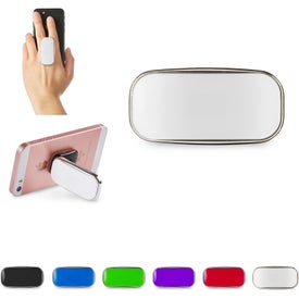Cell Phone Grip with Stand