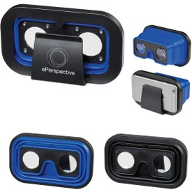Expandable Silicone VR Viewer