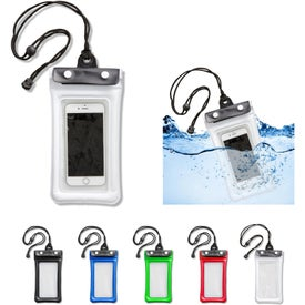 Floating Water-Resistant Smartphone Pouches