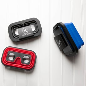 Foldable Virtual Reality Headset