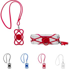Security Phone Strap Holder and Lanyards