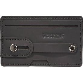 Vienna RFID Phone Wallet with Strap