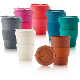 Earth Travel Mugs (16 Oz.)