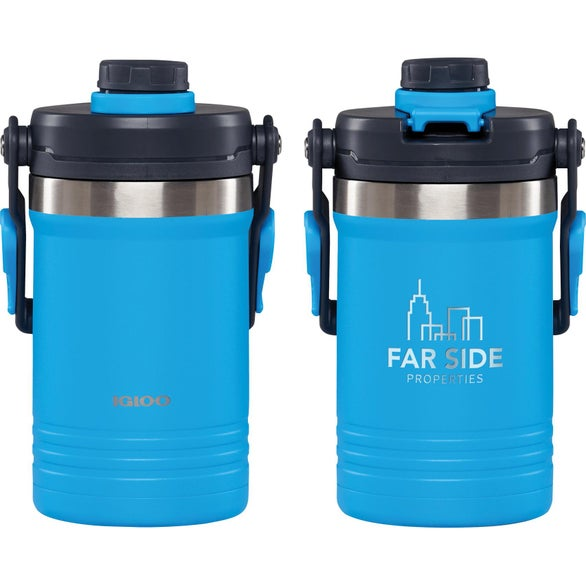 Light Blue Igloo Half Gallon Vacuum Insulated Jug