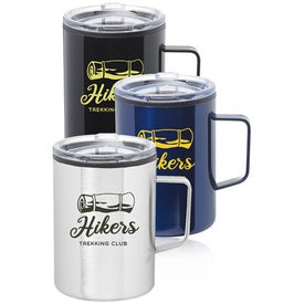 Wells Stainless Steel Camper Mugs