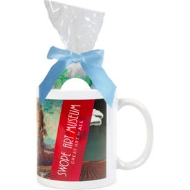 Mugs with Chocolate Buttons Mug Drop (11 Oz.)
