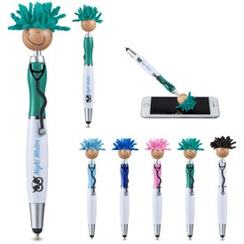 Moptopper Medical Theme Screen Cleaner and Stylus Pens