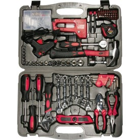 Customized 196 Piece Deluxe Tool Set