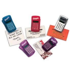 2 In 1 Calculator Clip
