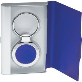 2 In 1 Key Tag / Business Card Holder for Your Church
