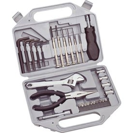 Personalized 29 Piece Tool Set