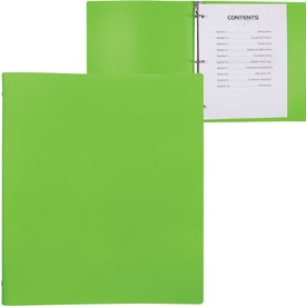 3 Ring Binder for Your Company