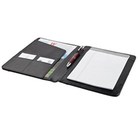Branded 30Pg Bonded Leather Folder