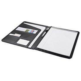 40Pg Bonded Leather Folder Giveaways