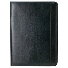 Advertising 40Pg Bonded Leather Folder