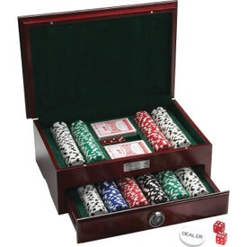 500 Piece Executive Poker Set