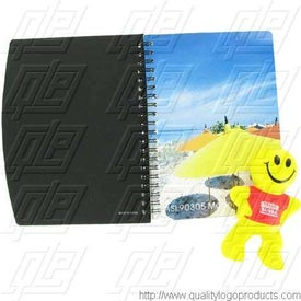 "5"" x 7"" Four Color Process Imprint Notebook Printed with Your Logo"