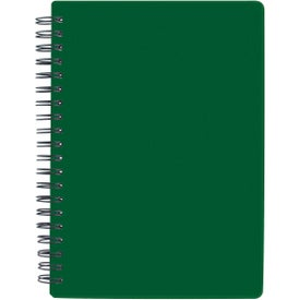 """5"""" x 7"""" Translucent Notebook Giveaways"""