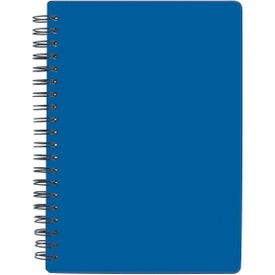 "Personalized 5"" x 7"" Translucent Notebook"