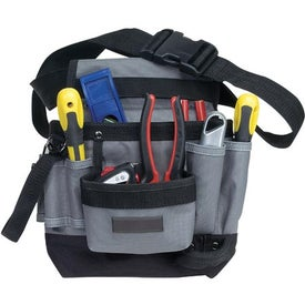 7 Piece Tool Pouch for Advertising