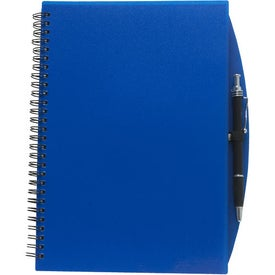 7 inch x 10 inch Journal for Advertising