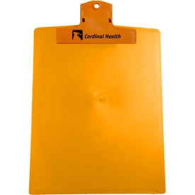 "9"" x 12"" Keep-it Clipboard Printed with Your Logo"