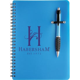 Monogrammed Alchemy Notebook Combo
