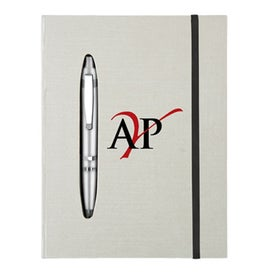 All Together Metallic Color Journal Notebook for your School