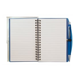 Customized All In One Eco Journal with Pen and Recycled Paper