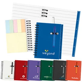 All-in-One Mini Notebook (50 Sheets)