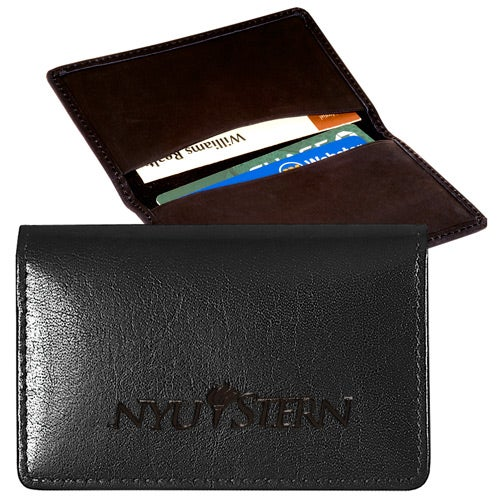 Black Alpine Card Case