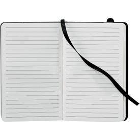 Ambassador Pocket Bound Journal Book with Your Slogan