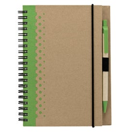 Personalized Apport Junior Notebook and Pen