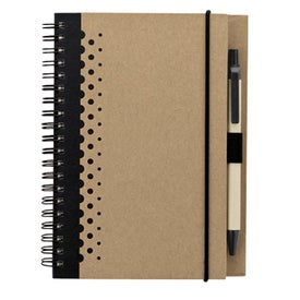 Apport Junior Notebook and Pen with Your Slogan